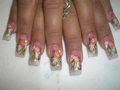 Nadia's puerto rican nails