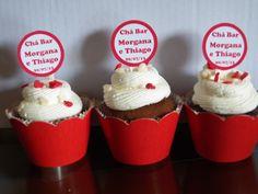 Cupcakes para Chá bar/ Chá de Panela
