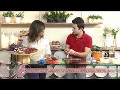 Passo a passo de sabonete em formato de Cupacake - Peter Paiva | TV Artesanato Passo a Passo