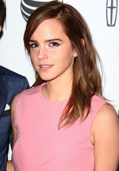 In 2014 at the Tribeca Film Festival in New York. | 21 Times Emma Watson Has Been The Most Flawless Woman Of The Decade