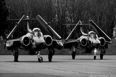 Blackburn Buccaneer | Blackburn Buccaneer S.2Bs - Pictures & Photos on FlightGlobal Airspace