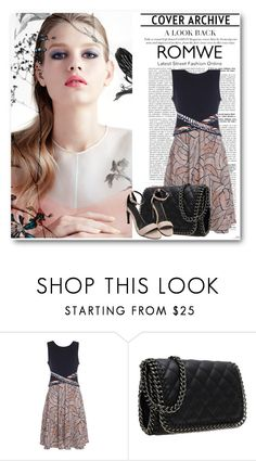 """Romwe 13/10"" by amelaa-16 ❤ liked on Polyvore featuring romwe"