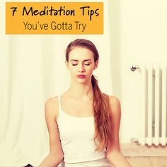 Meditation for Beginners: How to Meditate - Fitnessmagazine.com