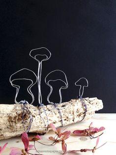 schaeresteipapier: Die Pilze spriessen...