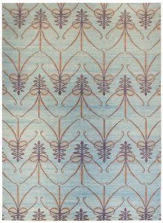 Elation  Patterned, Wool, Rug by Arzu Studio Hope daughter's room
