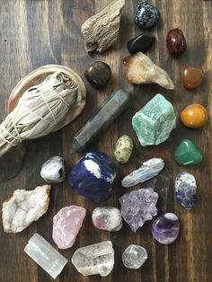 This listing is for a large bundle of magickal treasures and tools to enhance the sacred space in your home. I have taken the time to choose and find