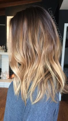 15 Best Ash Blonde Hair Colors of 2019 - Ombre, Highlights & Balayage - Style My Hairs Brown Hair Balayage, Brown Hair With Highlights, Brown Blonde Hair, Light Brown Hair, Brown Hair Colors, Blonde Balayage, Brunette Hair, Ombre Hair, Blonde Ombre