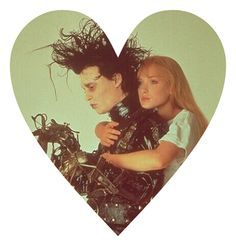 lovely movie: Edward Scissorhands