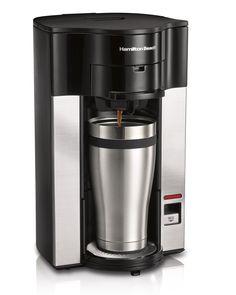 Cafã Valet Blacksilver Single Serve Coffee Brewer Starter Kit