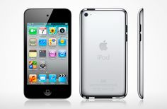 Apple iPod Touch  By Jonathan Ive