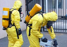 government has begun ordering tens of thousands of Hazmat suits to combat Ebola in Africa and in anticipation of a potential. K Dick, Hazmat Suit, Safety Training, Obama, Cancer, Medical, This Or That Questions, Suits, Health