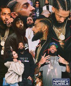 (Like last post) Long Live Nipsey Hussle! The Marathon Continues 💙🏁💙 Beautiful Men, Beautiful People, Lauren London Nipsey Hussle, Rapper Art, Wallpaper Aesthetic, Angeles, Hip Hop Art, Black Artwork, Black Couples