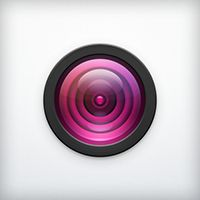 Over 80 fun effects and filters to use with your web camera. Take photos, download, and post to Twitter or Facebook!