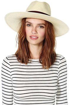 Jordan Panama Hat | Shop Accessories at Nasty Gal