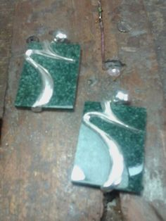 Pieces of Jade with silver or gold made by my Brother Bamner Santiz! https://www.facebook.com/orfebreriaelrenacimiento/timeline