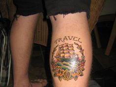 25 Breathtaking Travel Tattoos