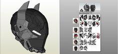AZTLAN: Batman Arkham Knight - Helmet