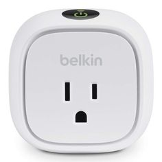Belkin WeMo Insight Switch, Control Your Electronics and Monitor Energy Usage From Anywhere with the Home Automation App for Smartphones and Tablets, Wi-Fi Enabled, Compatible with Amazon Echo WeMo http://www.amazon.com/dp/B00EOEDJ9W/ref=cm_sw_r_pi_dp_Vp8Mvb15CK3AN