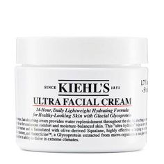 Kiehl's Ultra Facial Cream is a lightweight, hydrating moisturizer. Shop this gentle facial cream now to reveal softer, smoother, healthier-looking skin. Moisturiser, Cleanser, Facial Cream, Facial Toner, Serum Anti Age, Nars Radiant Creamy Concealer, Calendula, The Balm