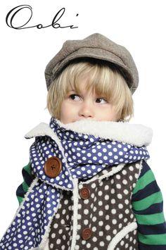 Il Mondo di Ingrid  Oobi Fall-Winter 2012  the campaign Girls Wear 80952826a11e