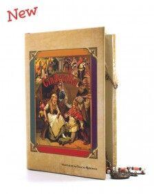 Cinderella - Fairy Tale Secret Storage Book