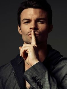 daniel gillies - Google Search Elijah Mikaelson on CW's The Vampire Diaries and The Originals