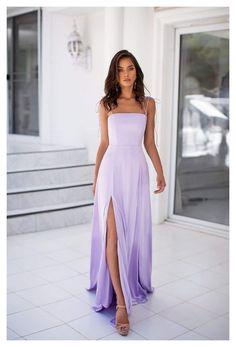 Lilac Prom Dresses, Stunning Prom Dresses, Pretty Prom Dresses, Lavender Dresses, Lilac Dress, Dance Dresses, Ball Dresses, Elegant Dresses, Homecoming Dresses