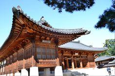 SOKOR '14: Wood. Gyeongbokgung Palace (Seoul, Korea)