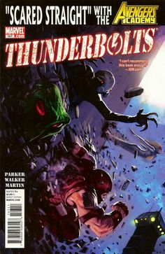 Thunderbolts Vol. 2 # 147 by Marko Djurdjevic