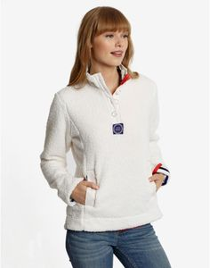 78b1946831f0 Womens BONITA Fleece - NEW SS14. Otterburn Mill