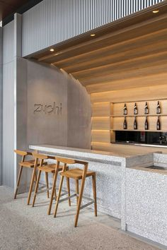 Zushi Barangaroo, Barangaroo, 2016 - Koichi Takada Architects
