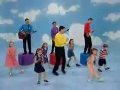 The Wiggles ~ The Monkey Dance