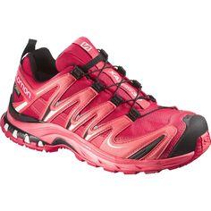 Xa Pro 3D Gtx® W är en mångsidig sko som kombinerar låg vikt, hållbarhet, stabilitet och skydd. Med andra ord det perfekta valet för löpning eller snabb vandring på de mest krävande stigarna. Damstorlekar.