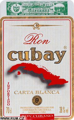 Cubay rum