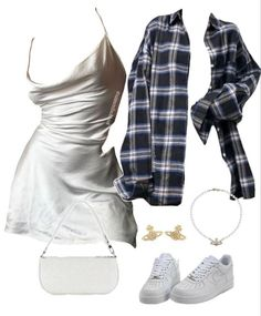Kpop Outfits, Teen Fashion Outfits, Mode Outfits, Retro Outfits, Girl Outfits, Cute Comfy Outfits, Stylish Outfits, Images Esthétiques, Mode Kpop
