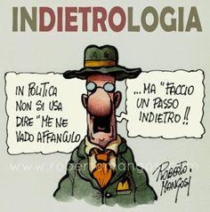 ITALIAN COMICS - Giri e rigiri di parole...