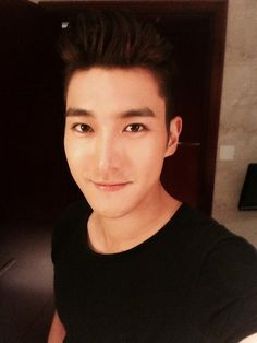 Siwon Twitter Update ... so handsome!!