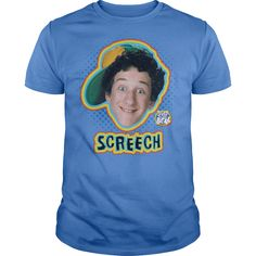 View images & photos of Saved by the Bell Screech t-shirts & hoodies