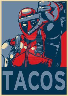 Get me them tacos.