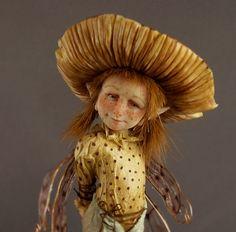 Polymer Clay Art Dolls | polymer clay art dolls / Fairystudiokallies: März 2010