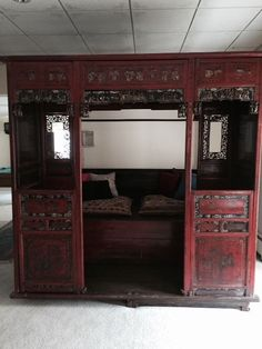 Royal Antique Chinese Bed Qing Dinasty  | Antiques, Asian Antiques, China | eBay!