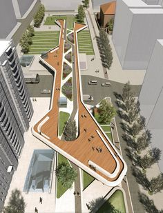 "Regeneration of the Agias Sofias - Acheiropoeitos axis of Thessaloniki / competition  OFFICETWENTYFIVEARCHITECTS in collaboration with VANDOROS ALEXIOS, participated at this years biggest Greek Architectural Competition of Ideas for the project ""Regeneration – Promotion of the Agias Sofias - Acheiropoeitos axis, of the Municipality of Thessaloniki"".  -Architectural study: OFFICETWENTYFIVEARCHITECTS, VANDOROS ALEXIOS  -Electrical and mechanical study: Riris Constantinos -Traffic impact…"