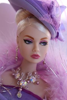 Joyful in Japan Poppy Beautiful Barbie Dolls, Vintage Barbie Dolls, Pretty Dolls, Fashion Royalty Dolls, Fashion Dolls, Color Lavanda, Poppy Doll, Barbie Hair, Poppy Parker
