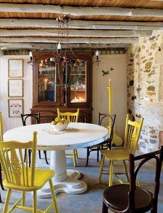 Une rénovation colorée en Galice | | PLANETE DECO a homes worldPLANETE DECO a homes world