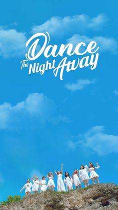 Twice Dance The Night Away kpop wallpaper Lockscreen Mina Jihyo Sana JungYeon Chaeyoung Tzuyu Nayeon Dahyun Momo Minatozaki Sana Nayeon, Tzuyu Twice, Twice Dahyun, Twice Group, Twice Fanart, Bts Twice, Twice Once, Twice Jihyo, Wallpaper Lockscreen