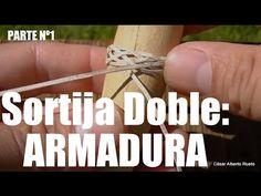 """Sortija doble Part:1 Armadura """"El Rincón del Soguero"""" - YouTube"""