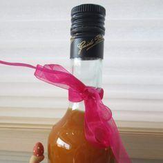Rezept Aprikosenlikör von Allgäumaus - Rezept der Kategorie Getränke