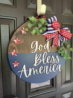 Welcome Door Signs, Front Door Signs, Front Door Decor, Front Porch, Fall Wooden Door Hangers, Wooden Door Signs, Wood Signs, Porch Wall Decor, Independance Day