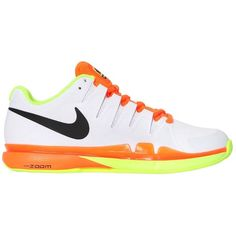 0b95ef0d89eac Nike Men Federer Zoom Vapor 9.5 Tennis Sneakers ( 175) ❤ liked on Polyvore  featuring