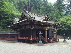 Myogi Shrine in Gunma prefecture